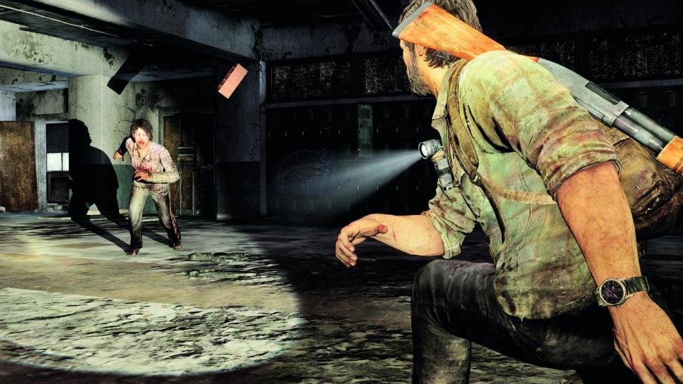 The last of us steam game