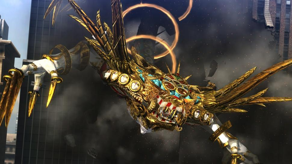 Bayonetta 2 - Screenshots aus dem Wii U-Game (1)
