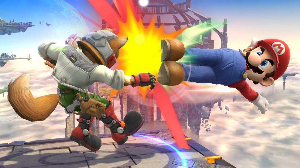 Super Smash Bros. - Screenshots aus dem kommenden Wii U-Ableger. (1)