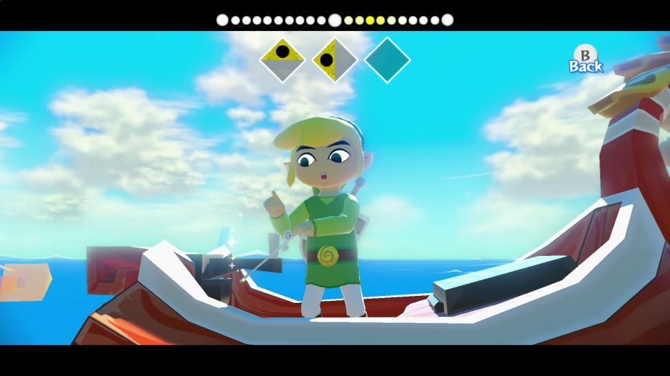 The Wind Waker HD - Bilder zeigen das Zelda-Remake des GameCube-Spiels. (1)
