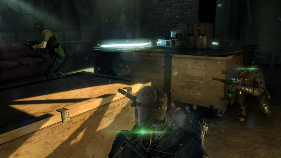 Splinter Cell: Blacklist im CGI-TV-Spot. (1)