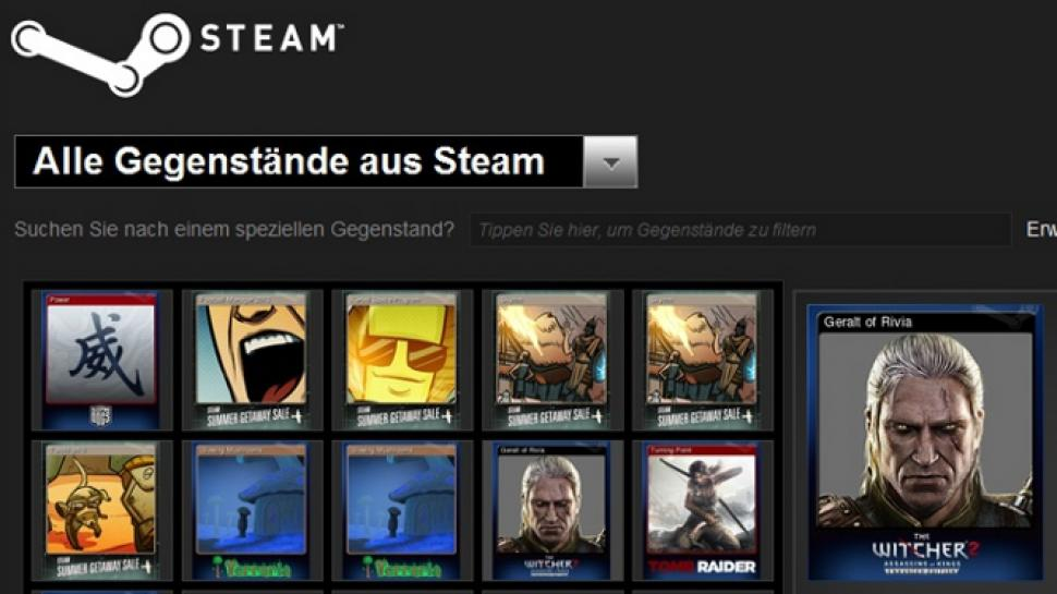 steam trading cards value tf2