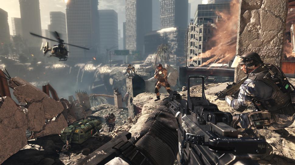 Call of Duty: Ghosts - Liste mit Maps und Spielmodi geleakt Call Of Duty Ghost Maps on