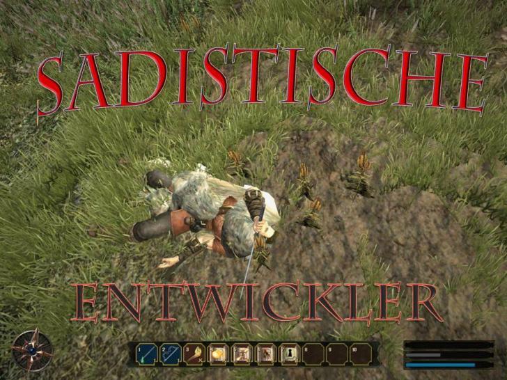 sadistische spiele
