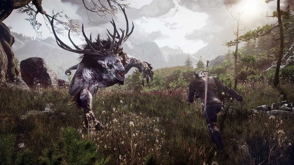 CD Projekt zeigt neue Screenshots aus The Witcher 3: Wild Hunt.  (1)