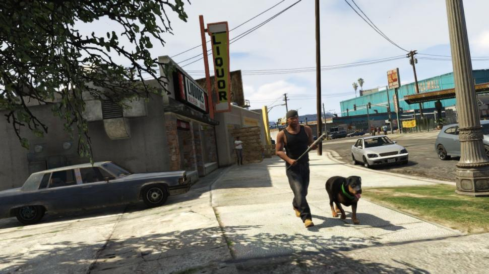 GTA 5 - Screenshots aus Grand Theft Auto 5 (1)