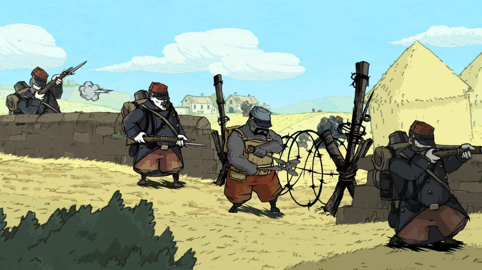 Valiant Hearts: The Great War - Guide: Fundorte aller historischen Gegenstände (1)