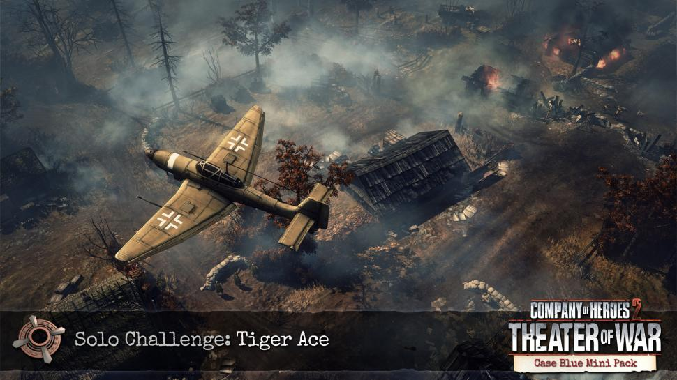 Case Blue Mini Pack : Company of heroes 2: case blue dlc ab sofort erhältlich