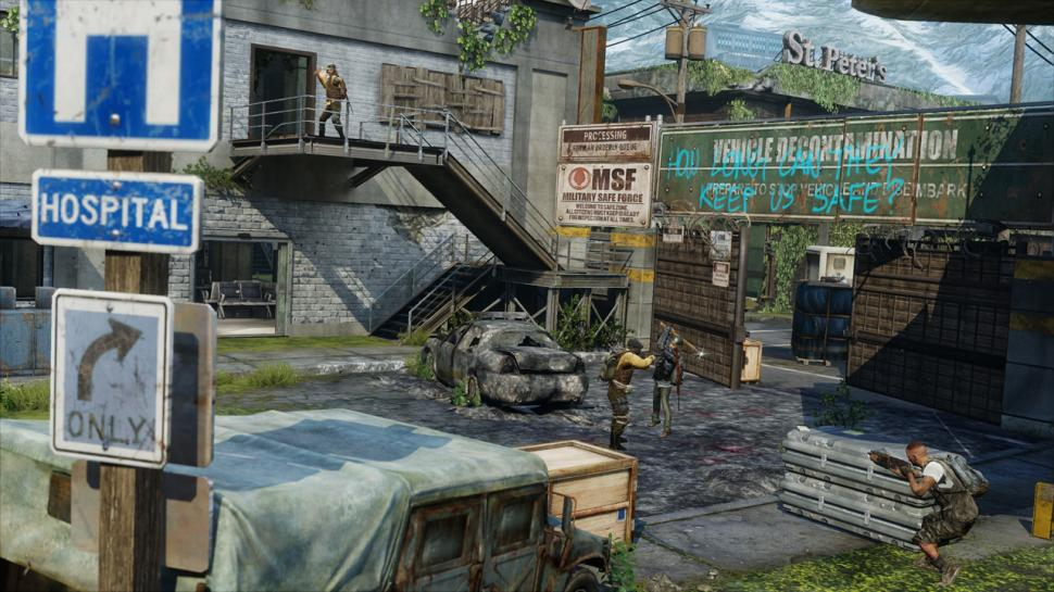 The Last of Us: Abandoned Territories Map Pack angekündigt - Infos ...