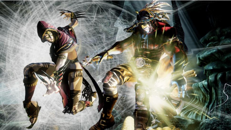 Killer Instinct - Screenshots aus dem Xbox One-Spiel (1)