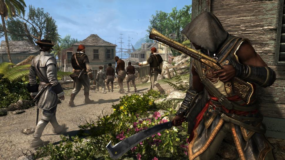 Mit Assassin's Creed 4: Black Flag schafft Ubisoft den Uplay Passport ab. (1)