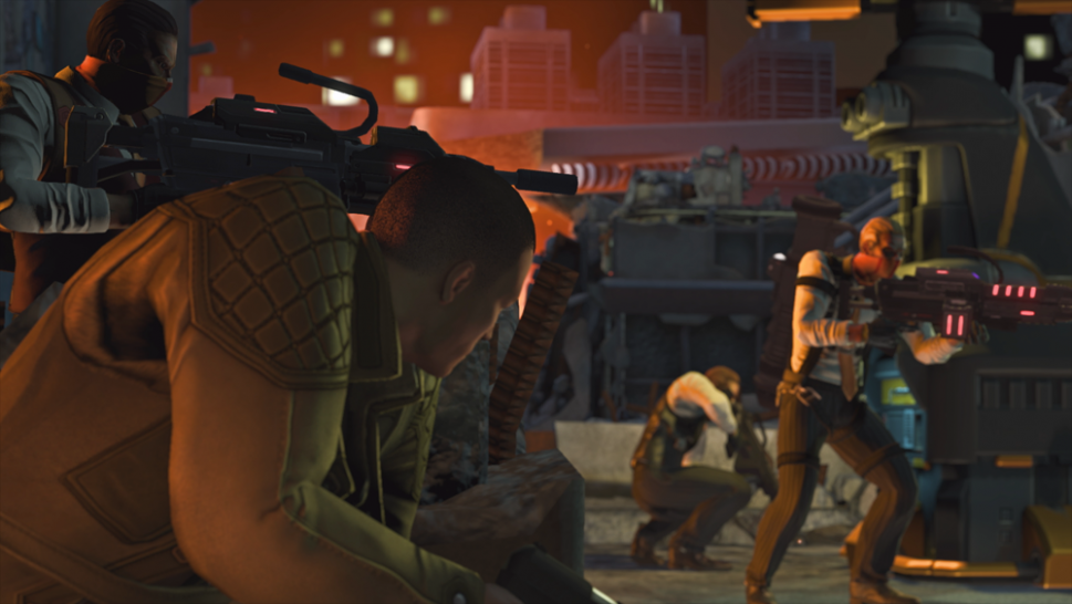 XCOM: Enemy Within - Die Preview-Version im Vorschauvideo. (1)