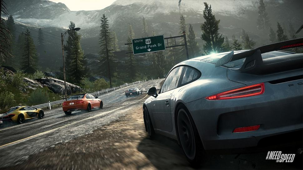 Need for Speed: Rivals ist auf dem PC in maximal 30 FPS spielbar. (1)