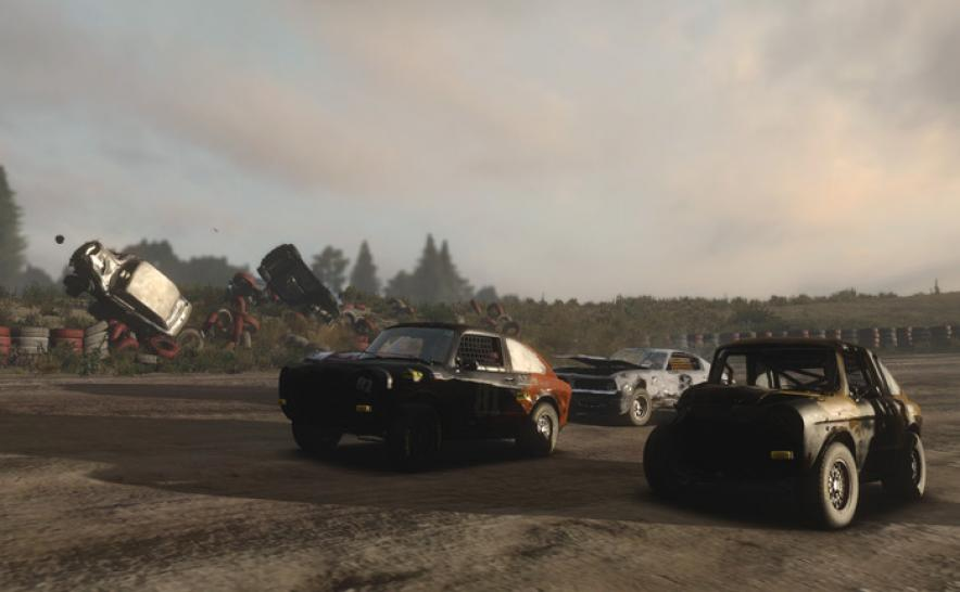 Next Car Game: Die Early Access-Version im Video. (1)