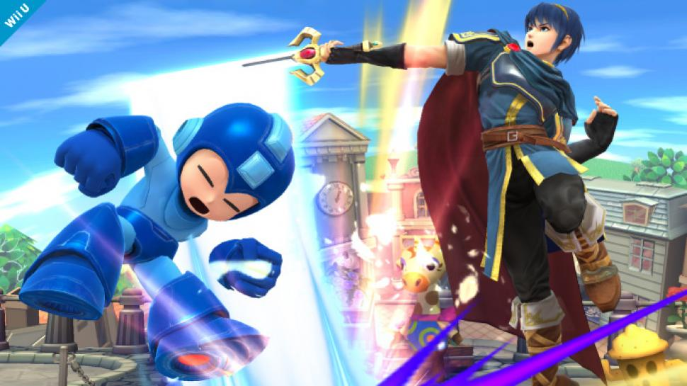 Super Smash Bros. - Bilder aus der Wii U-Version (1)