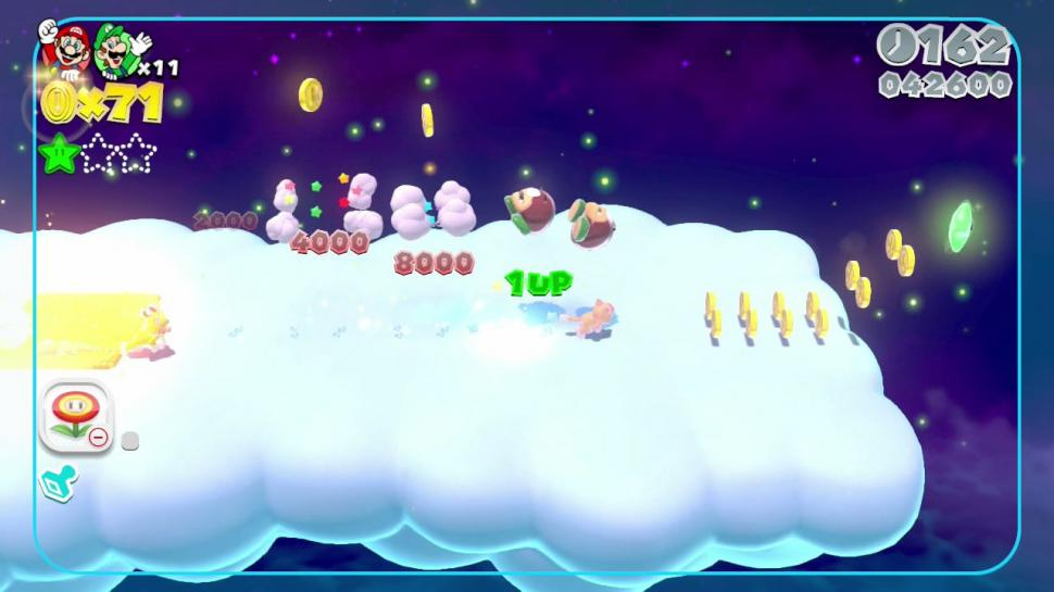 Super Mario 3D World im Test - Screenshots unserer Test-Sessions (1)
