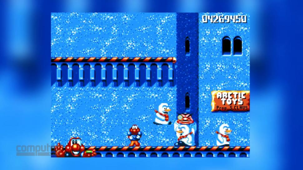 weihnachts games