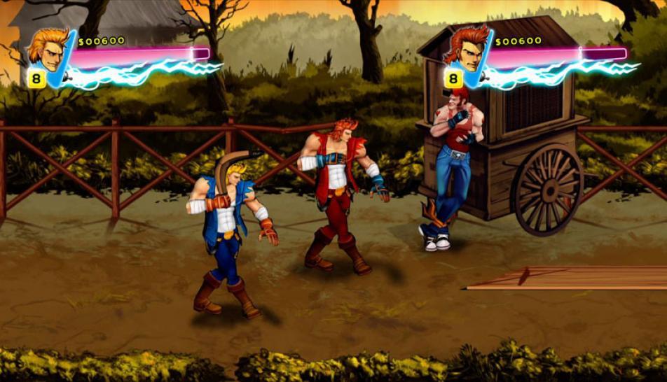 Double Dragon Neon: Prügelspiel erscheint in Kürze doch noch für PC