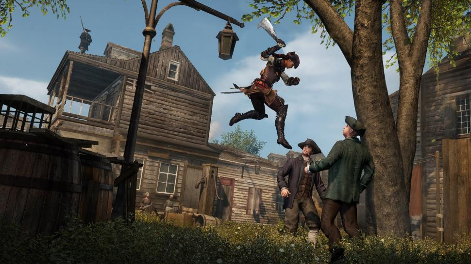 Assassin's Creed: Libeartion HD im Launch-Trailer. (1)