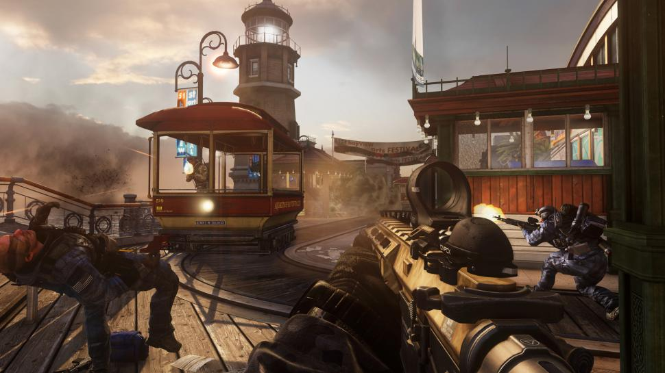 Call of Duty: Ghosts - Onslaught-DLC ab sofort für PC, PS4 und PS3 Call Of Duty Ghost Dlc Maps on
