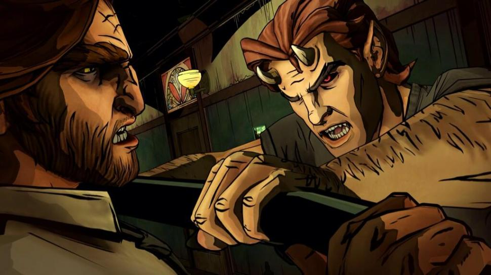 The Wolf Among Us - Neue Bilder aus Episode 2. (1)