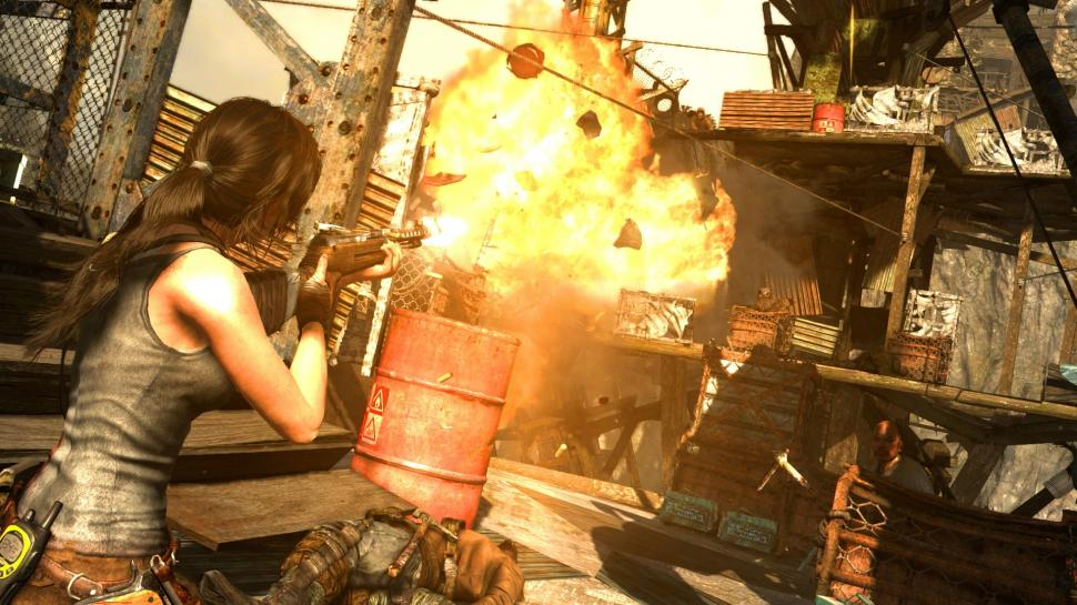 Tomb Raider: Definitive Edition im Launch-Trailer. (1)