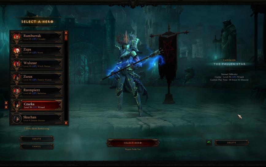 Barbarian Diablo  Lvl  Build