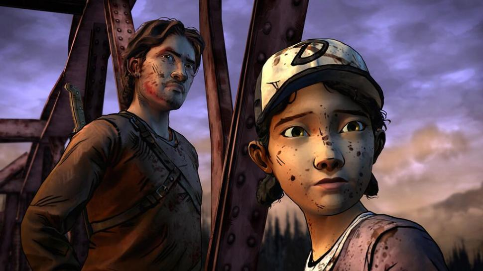 The Walking Dead: Season Two - Bilder der zweiten Episode. (1)