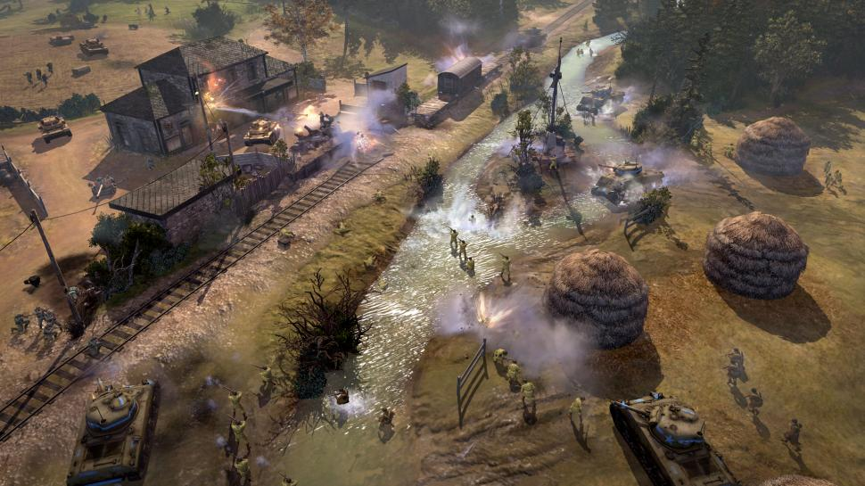 Company of Heroes 2: The Western Front Armies erscheint am 24. Juni 2014. (1)