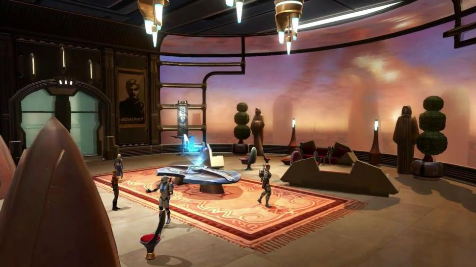 Star Wars: The Old Republic - Erweiterung Galactic Strongholds angekündigt. (1)