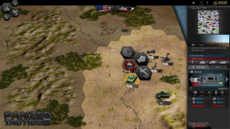 Panzer Tactics HD: Wir verlosen 500 Beta-Keys. (1)