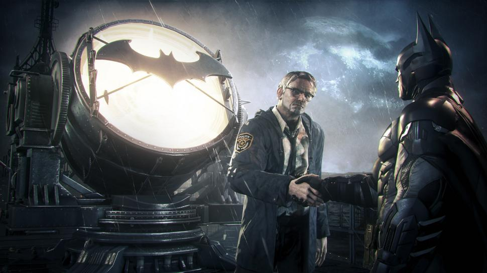 Screenshots aus Batman: Arkham Knight. (1)
