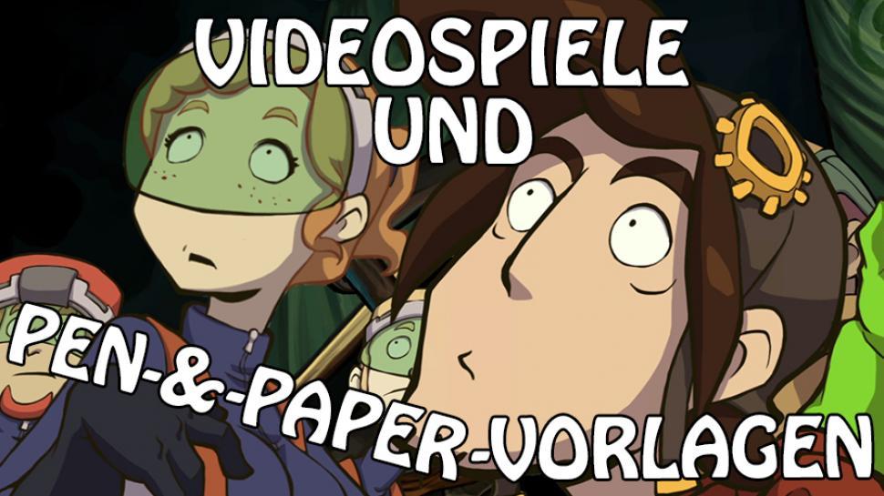 Ausflug In Die Welt Von Pen Paper Die Besten Rollenspiel Umsetzungen
