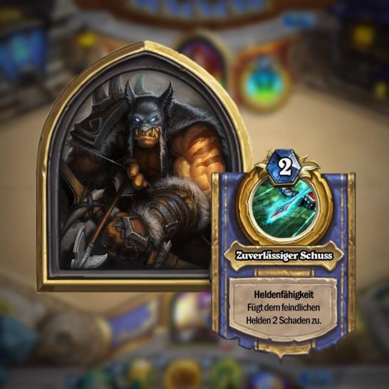 Hearthstone: Heroes of Warcraft - Die goldenen Helden. (1)