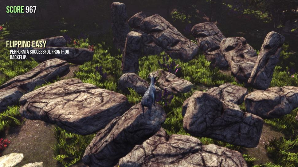Goat Simulator: Patch 1.1 mit neuer Map, Splitscreen-Modus ...