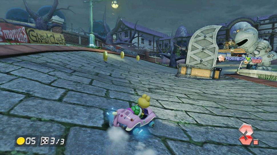 Mario Kart 8 Alle Bonus Charaktere Und Autoteile Freischalten Update