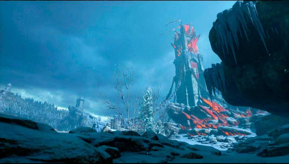 Dragon Age: Inquisition erscheint auch in der schicken Inquisitor's Edition. (1)