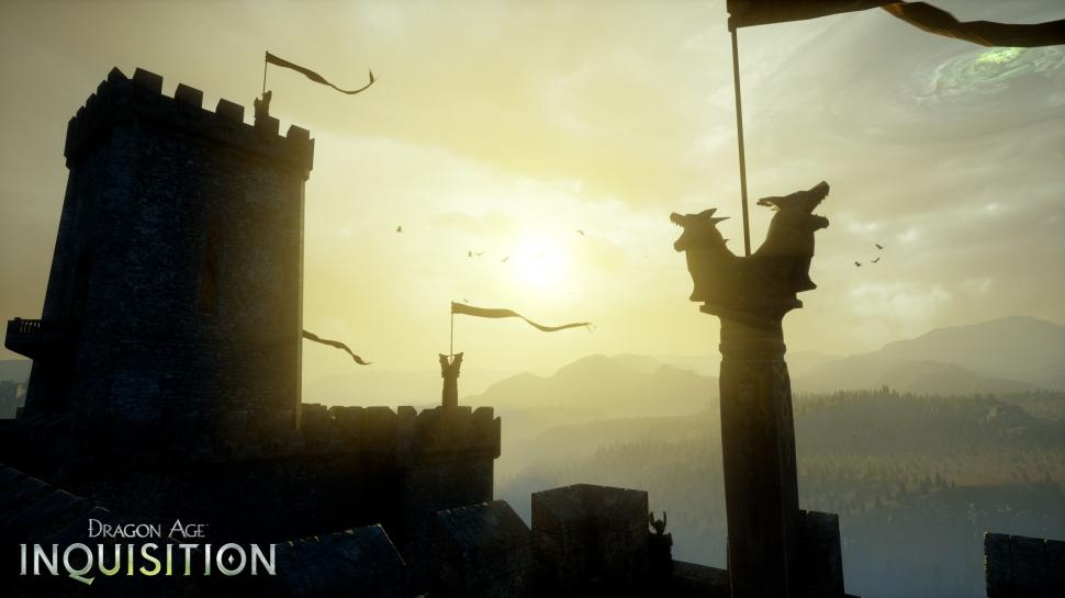 Dragon Age: Inquisition - Charakterprofile stellen Sera und Iron Bull vor. (1)