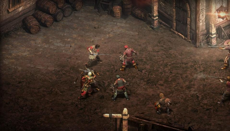 Pillars of Eternity im Gameplay-Video. (1)