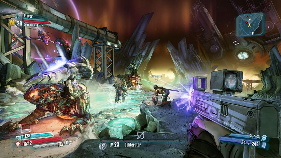 Borderlands: The Pre-Sequel - Erstes Making-of-Video veröffentlicht. (1)