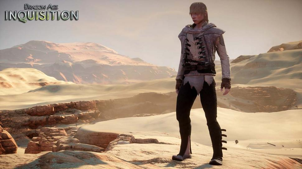 Dragon Age: Inquisition - Cole im Charakter-Profil. (1)