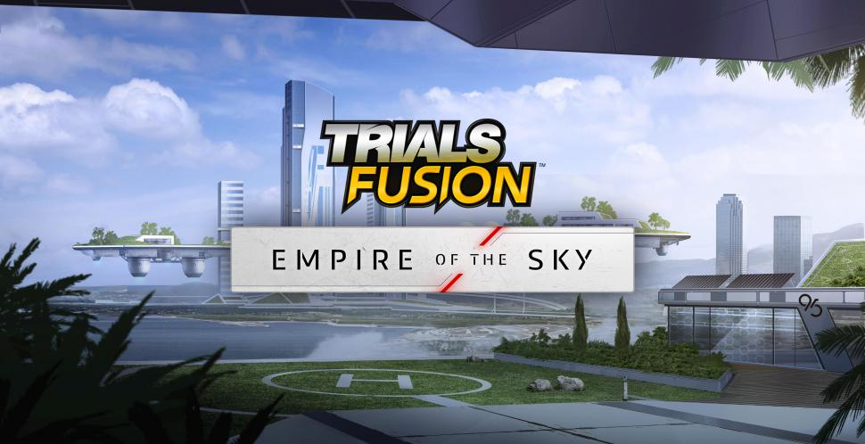 Trials Fusion wird am 29. Juli um den DLC Riders of the Rustlands erweitert. (2)