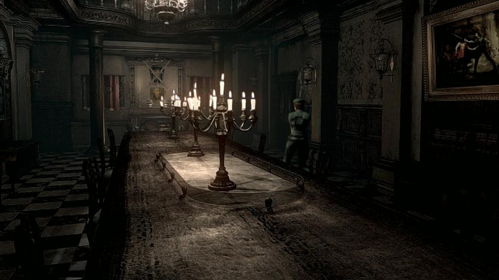 Resident Evil - Screenshots aus dem Re-Remake (1)