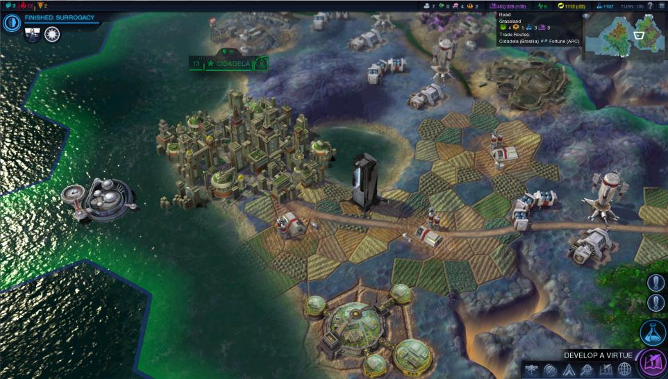 Civilization: Beyond Earth - Covert Ops im Stream. (1)