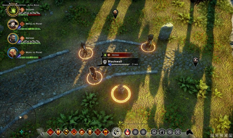 Dragon Age: Inquisition mit langer Spieldauer. (1)
