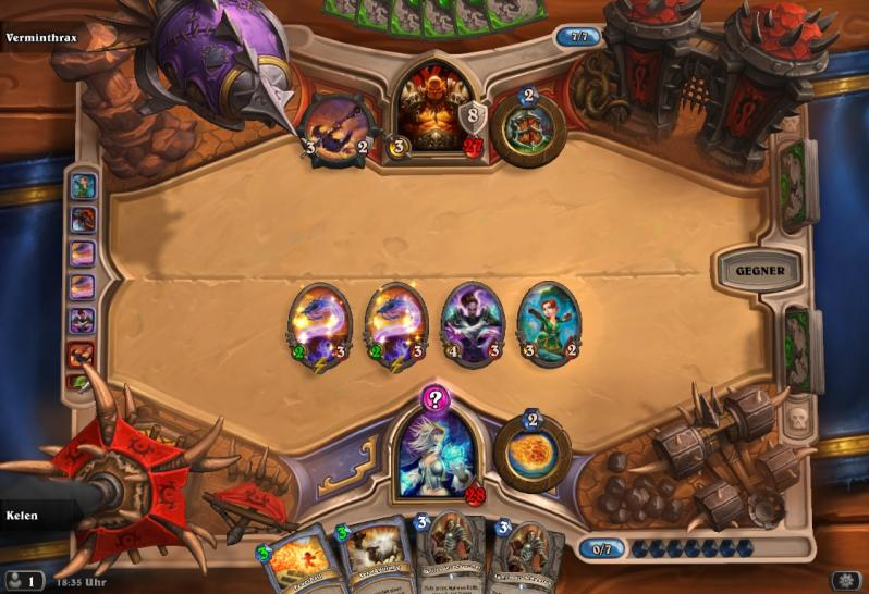 Hearthstone: Heroes of Warcraft - Blizzard sperrt tausende Cheater. (1)