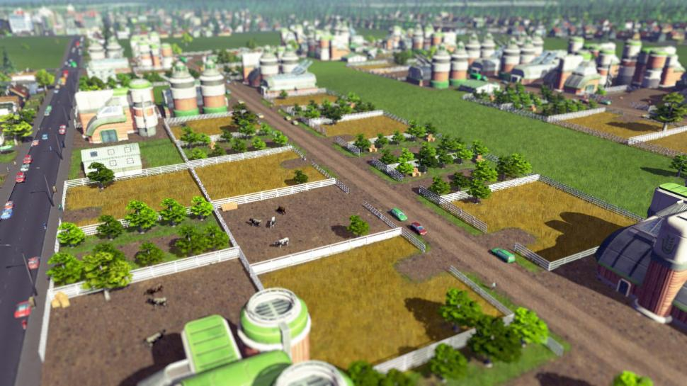 Cities: Skylines am Donnerstag im Livestream. (1)