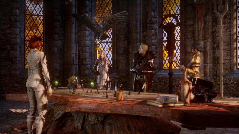 Dragon Age: Inquisition mit DICE Game of the Year-Award ausgezeichnet. (1)