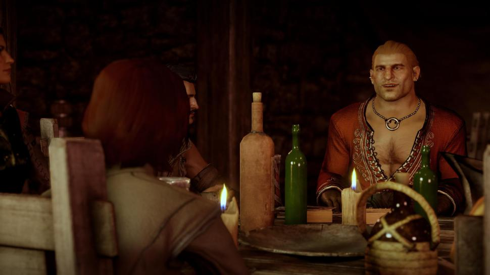 Dragon Age: Inquisition - Erfolg als Gelegenheit. (1)