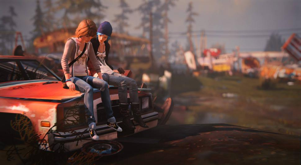 Life is Strange: Trailer zur zweiten Episode. (1)